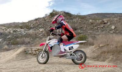 Xe Cào Cào Điện Razor SX500 Dirt Rocket từ 14 tuổi