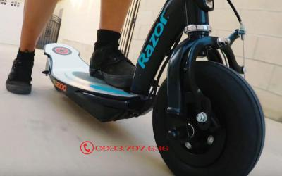 Xe Điện Power Core E100 Electric Scooter Aluminum Deck