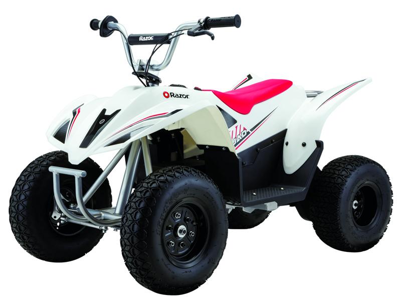 Xe ATV điện Razor Dirt Quad 500