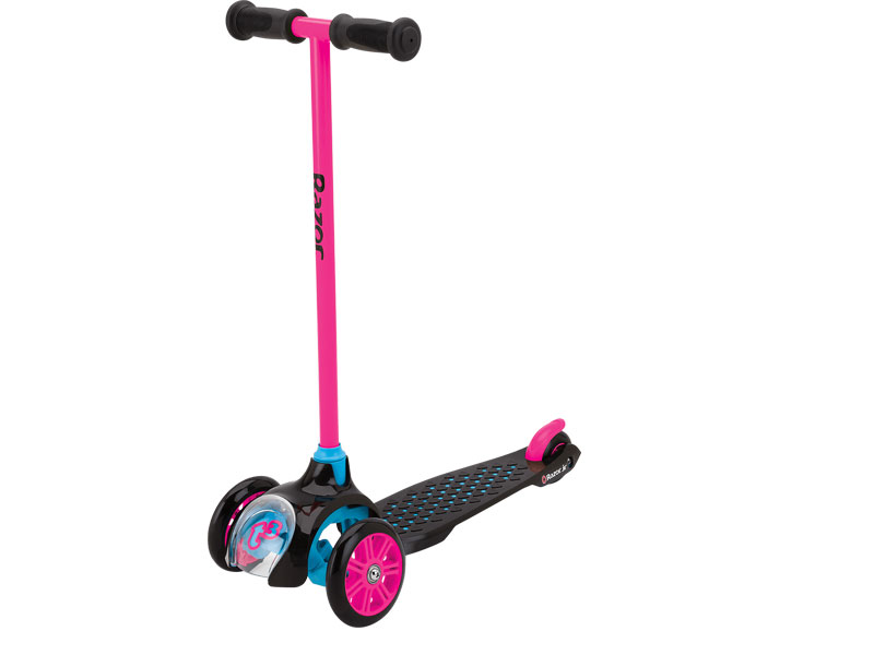 Xe đạp chòi chân T3 Kick Scooter Red