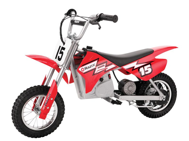 Xe Điện Cào Cào Razor MX400 Dirt Rocket từ 13 tuổi