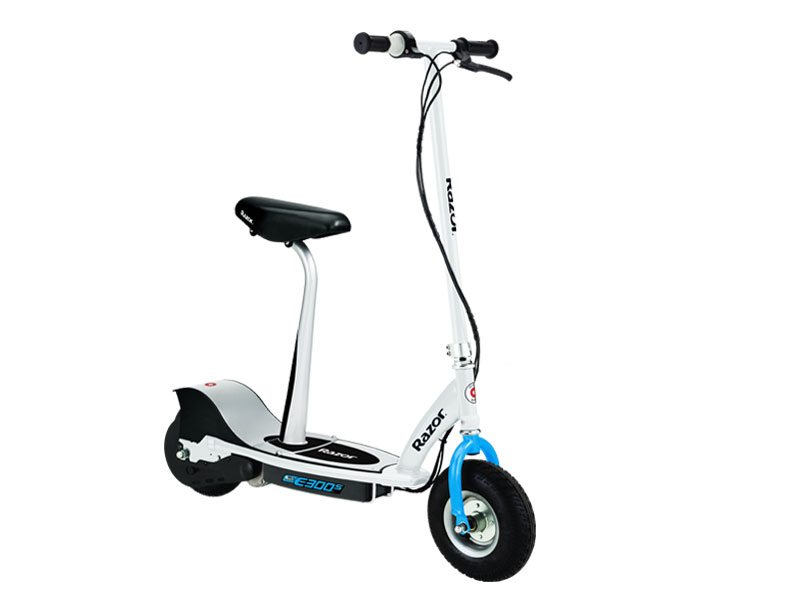 Xe Điện Razor E300S Electric Scooter Seated